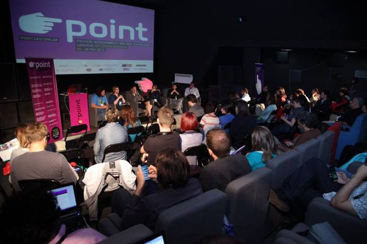 point audience