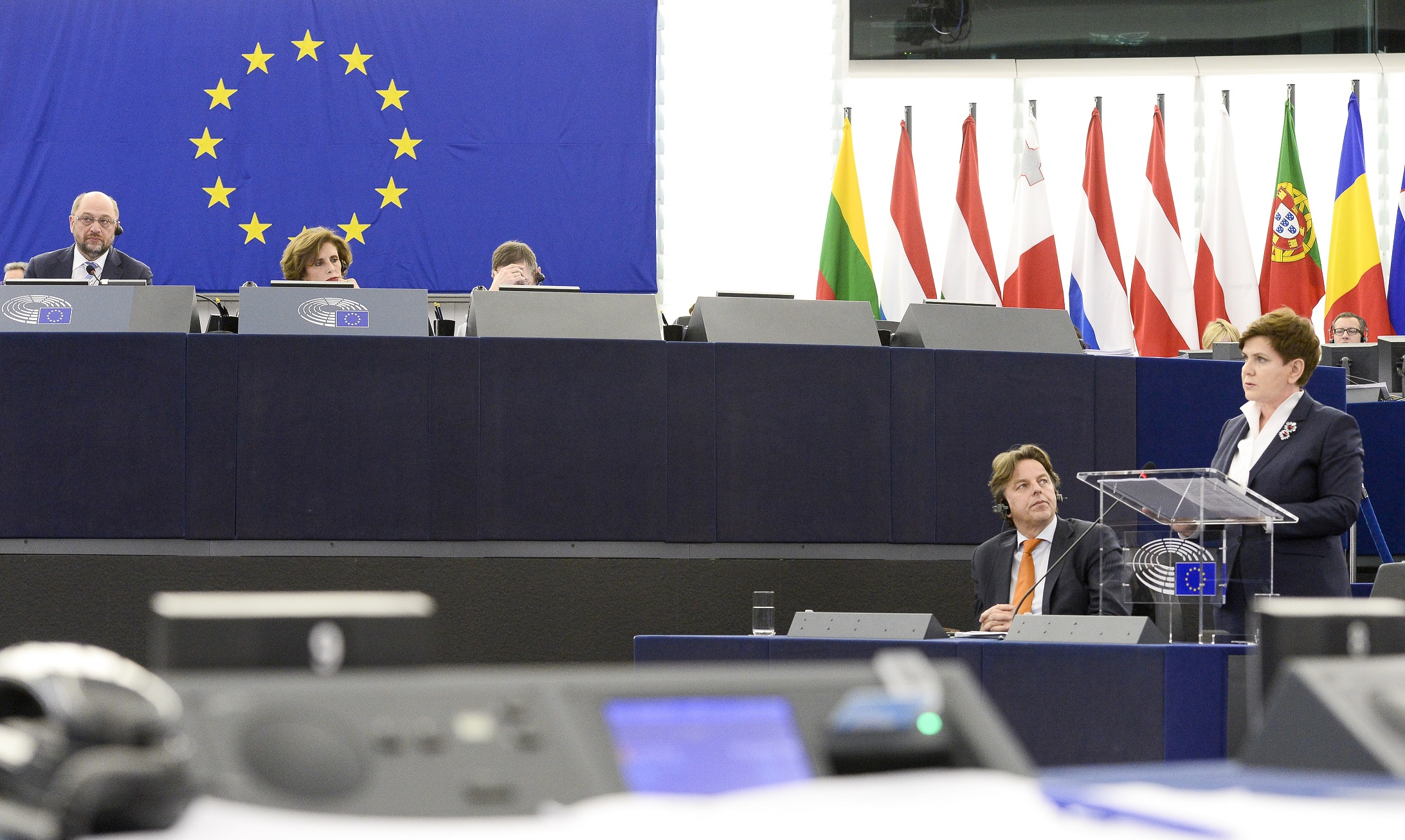 Plenary session week 03 2016 - Situation in Poland.